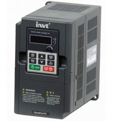 Перетворювач частоти INVT GD10-0R7G-S2-B 0,75кВт 220В