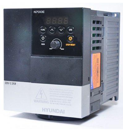 Перетворювач частоти N700E 1.5кВт 1ф / 220В