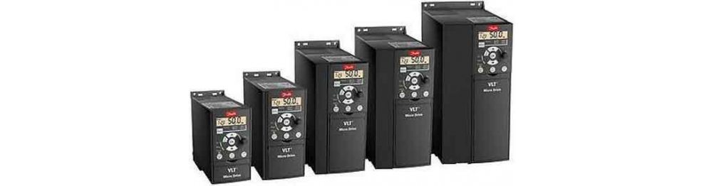 Перетворювачі частоти Danfoss FC-51